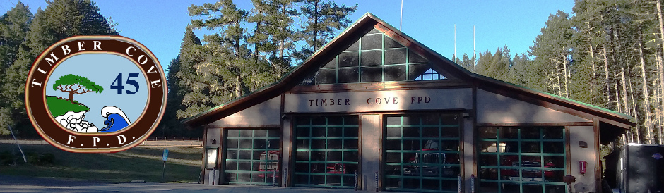 Timber Cove FPD's Fire House